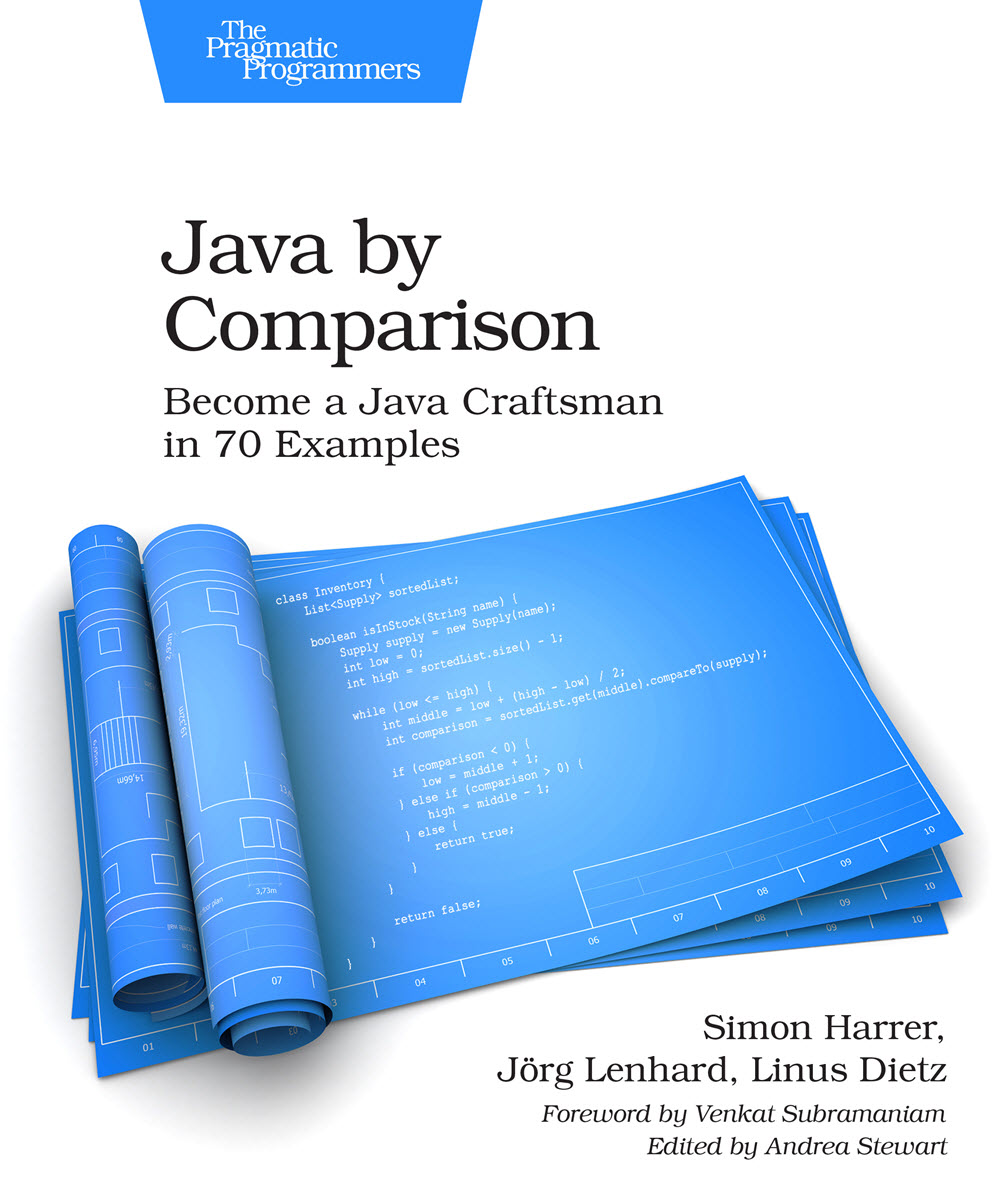 Java by Comparison (PragProg)