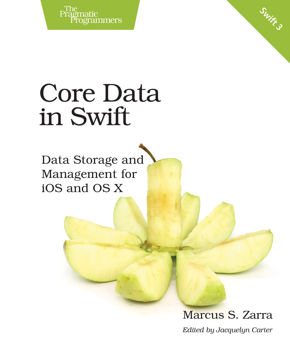 Core Data in Swift (PragProg)