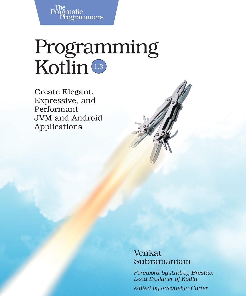 Programming Kotlin (PragProg)