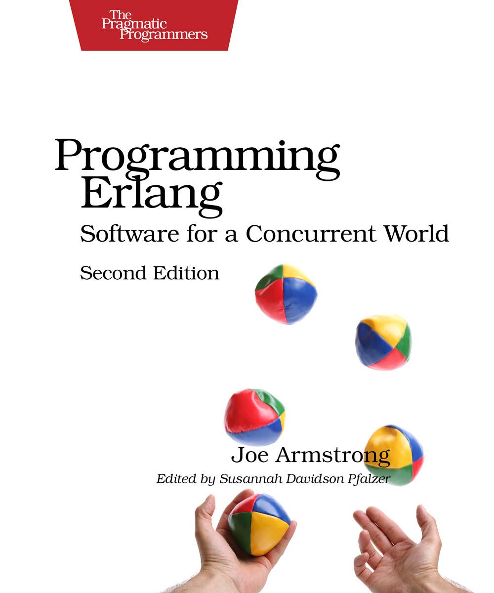 Programming Erlang (2nd edition) (PragProg)