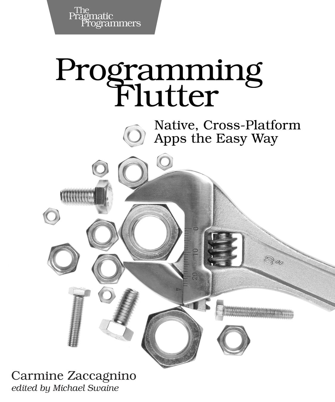 Programming Flutter (PragProg)