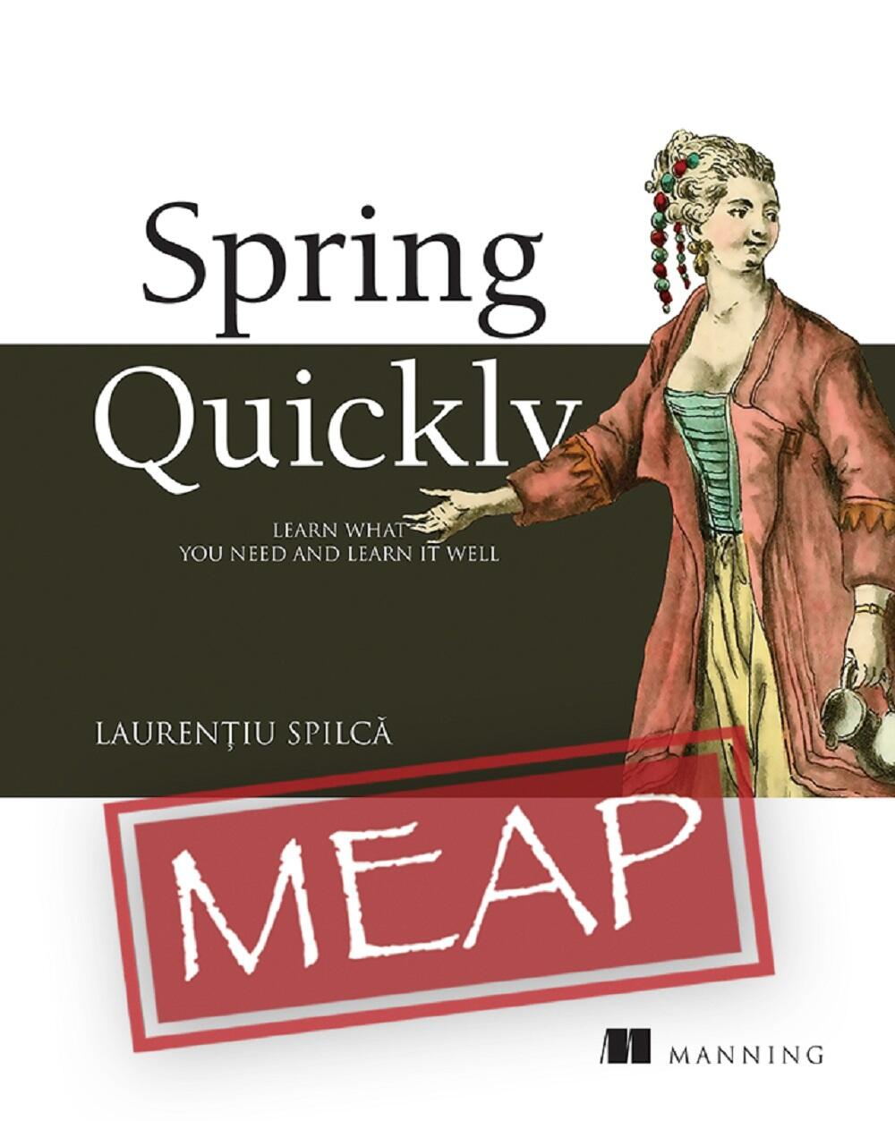 Spring Quickly (Manning)