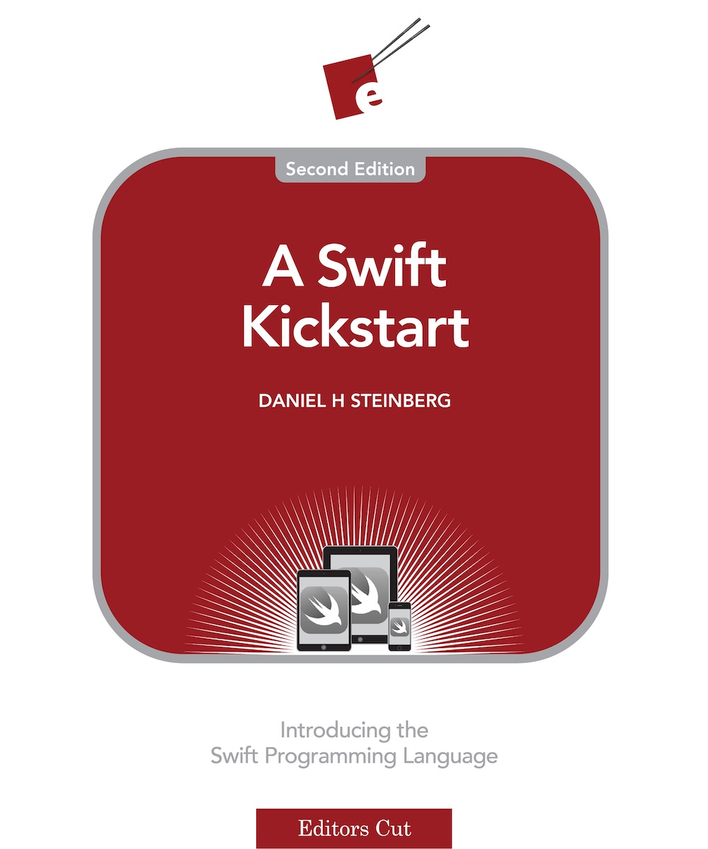 A Swift Kickstart, Second Edition (PragProg)